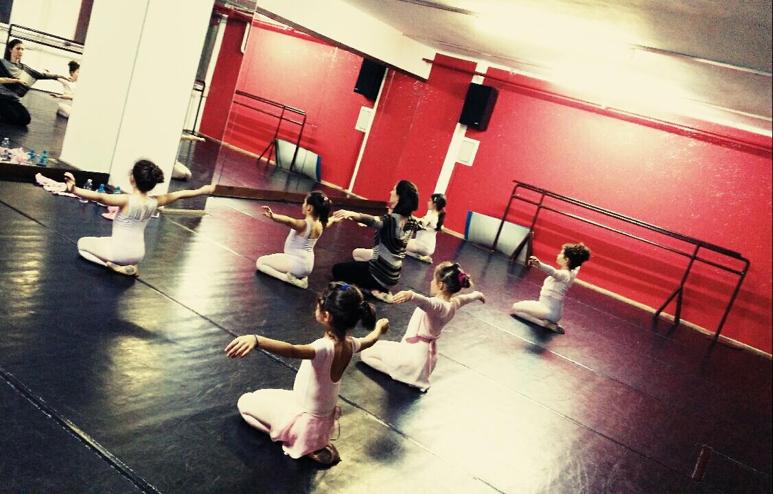 Corso danza  classica Elementare 7-8 anni