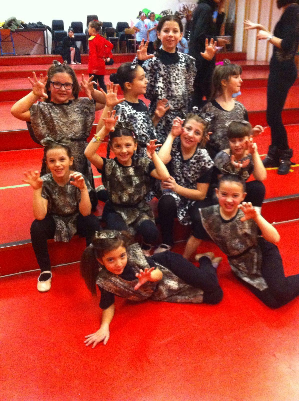 Danza Moderna Principianti 8 anni