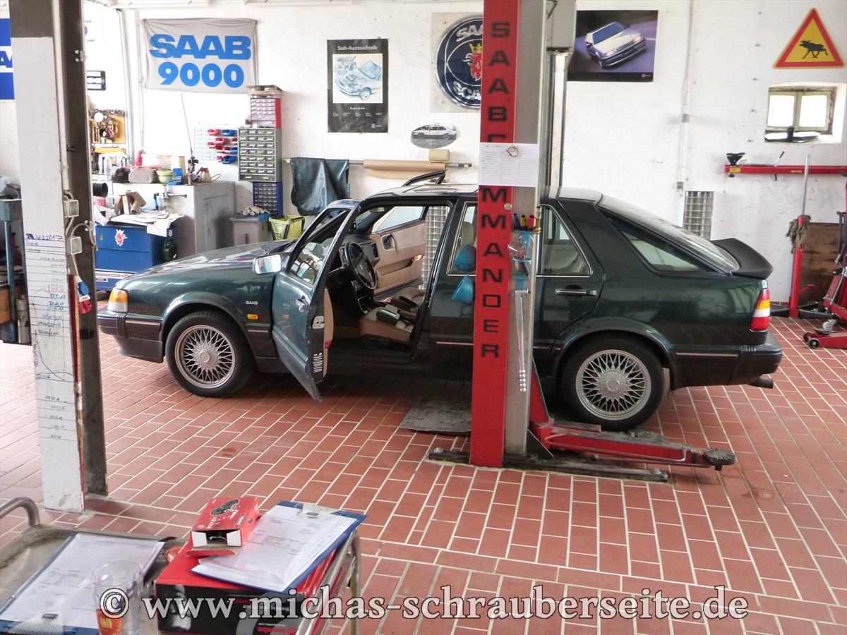 Buchse Querlenker Vorderachse Saab 9000