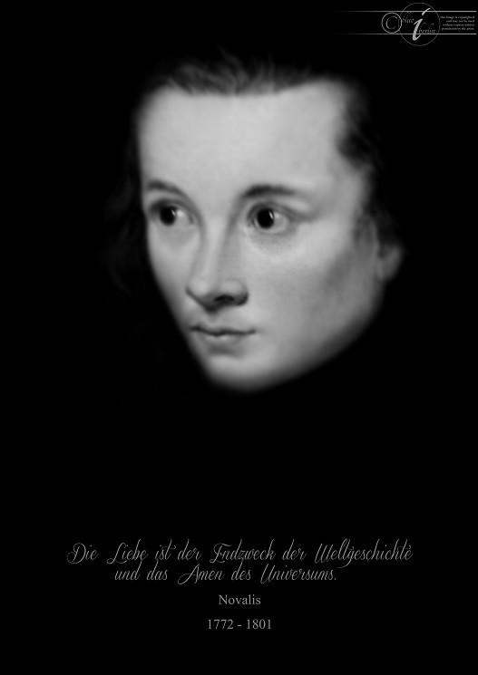 friedrich von hardenberg famous german poet writer