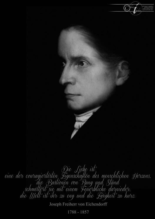 eichendorff famous german poet writer