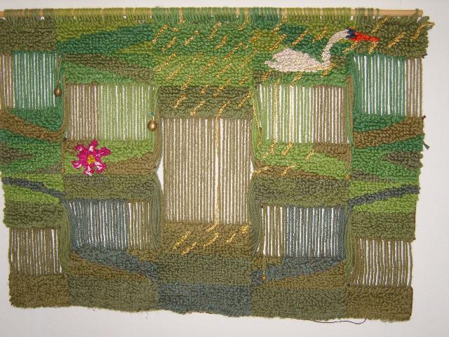 Grüne Symphonie, 1.32 - 0.94, Wolle - Seide, 1980