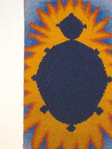 Schildkröte, 0.70 - 1.45, Wolle, 1897