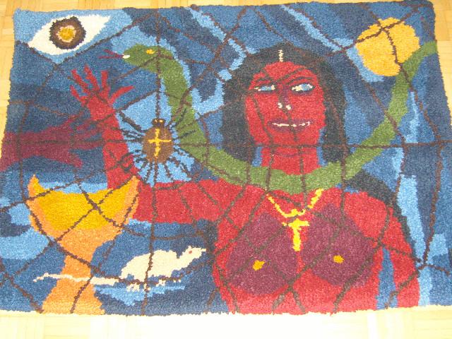 Gefangen I, 1.32 - 0.96, Wolle, 1979