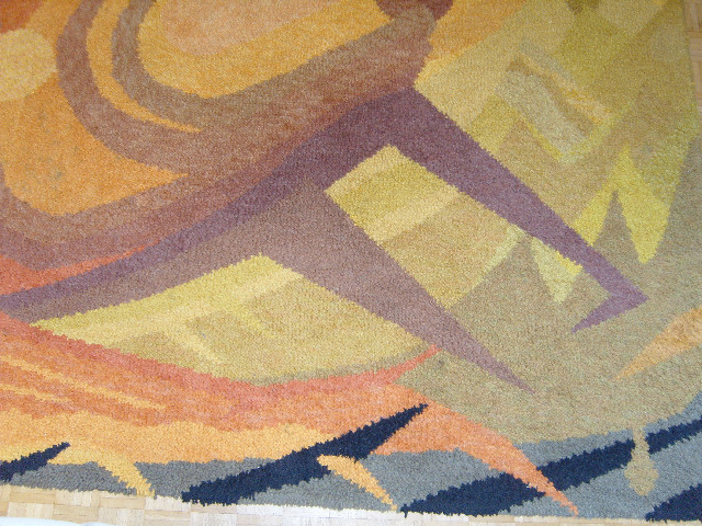 Wüstentier,  2.40 - 1.96, Wolle, 1984/85