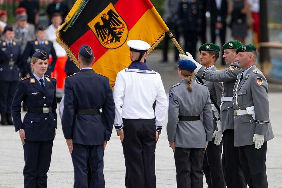 Foto: Bundeswehr, Quelle: BMVg.de