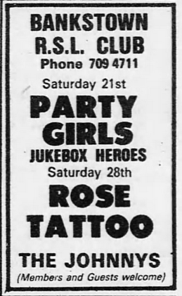 The Sydney Morning Herald 20.December 1985 Saturday 28th December '85
