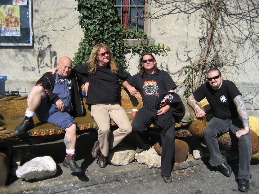 Angry, Paul, Mick & Steve