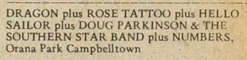 Honi Soit 1979 Issue 23 - Sunday 14.October 1979 - Orania Park