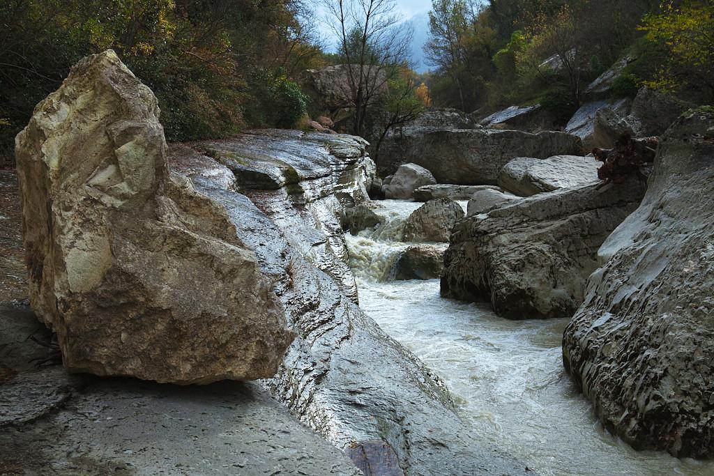 fiume Orta, Parco Nazionale della Majella