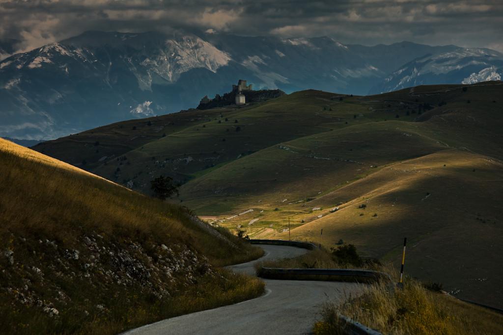 Rocca Calascio,  Parco Nazionale del Gran Sasso e Monti della Laga