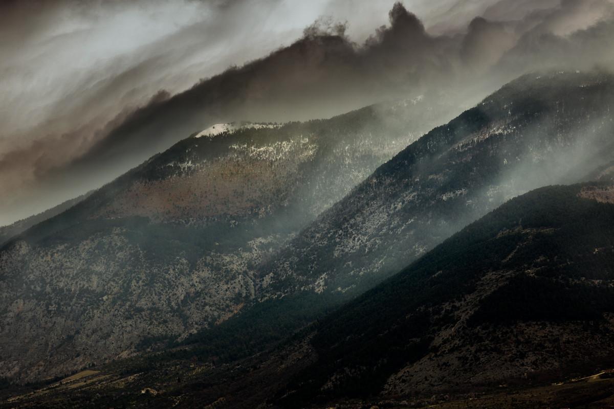 Monte Morrone, Parco Nazionale della Majella
