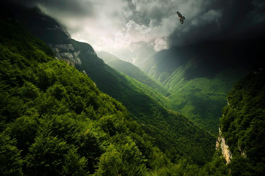 Valle dell'Orfento, Parco Nazionale della Majella