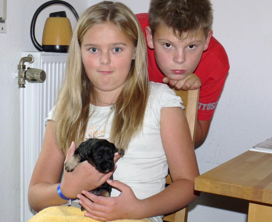 Familie Dornieden für Bija...
