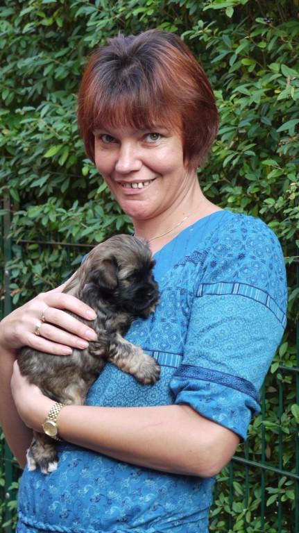 Bonny und  Mama Bartsch