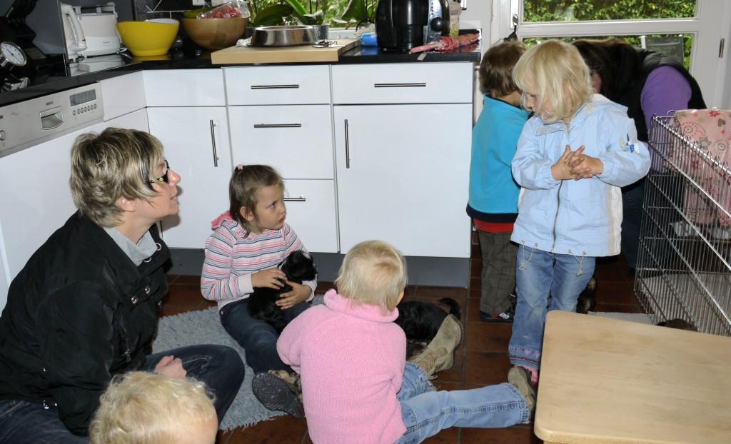 ... Dana's Spielgruppenkinder...