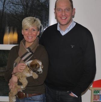 14.01.2011 Die Thiemann´s mit Oskar