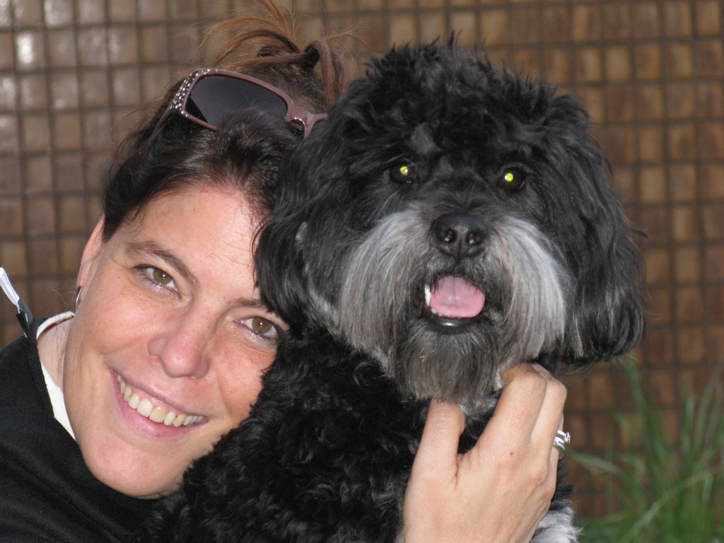 Dusty und Isabel - August 2010