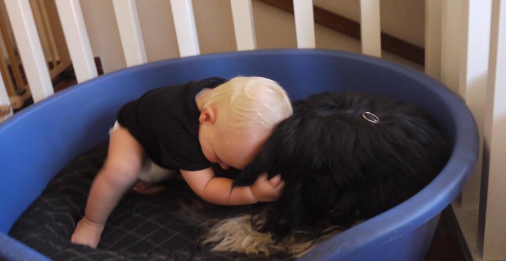 Tim und sein bester Freund Jeff - August 2010