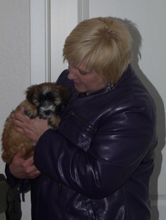 14.01.2011 Christine und Lilly