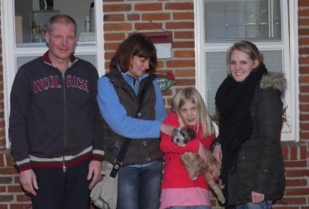 20.01.2011 Familie Müller-Gersie mit Carlsson