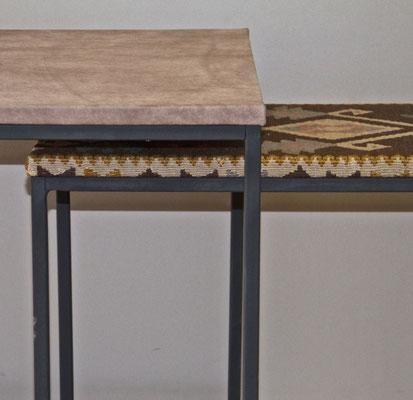 Praktische Möbel - platzsparend & leicht zu verstauen.