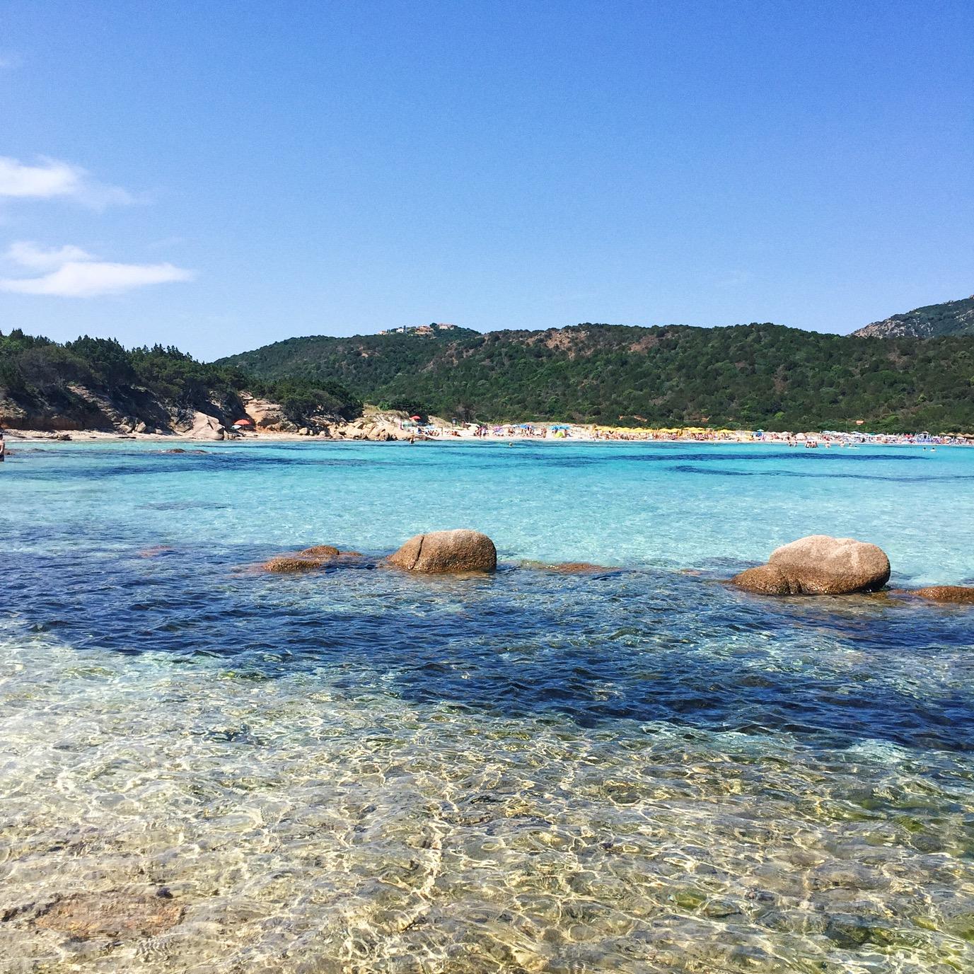 Spiaggia Piccolo Pevero.