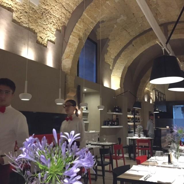 Fine Dining Italian Style
