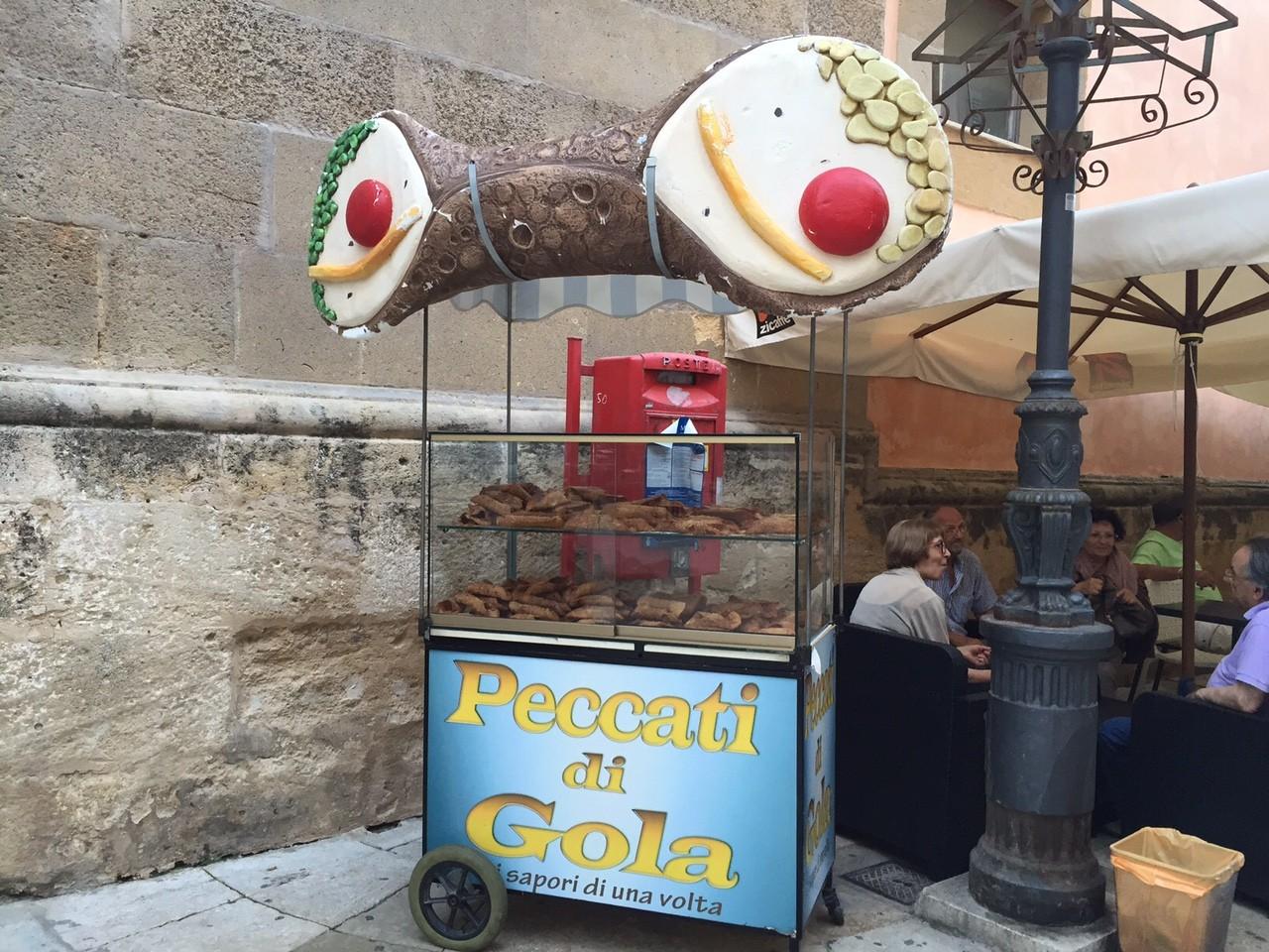 Cannolo - DIE sizlianische Dessert-Spezialität
