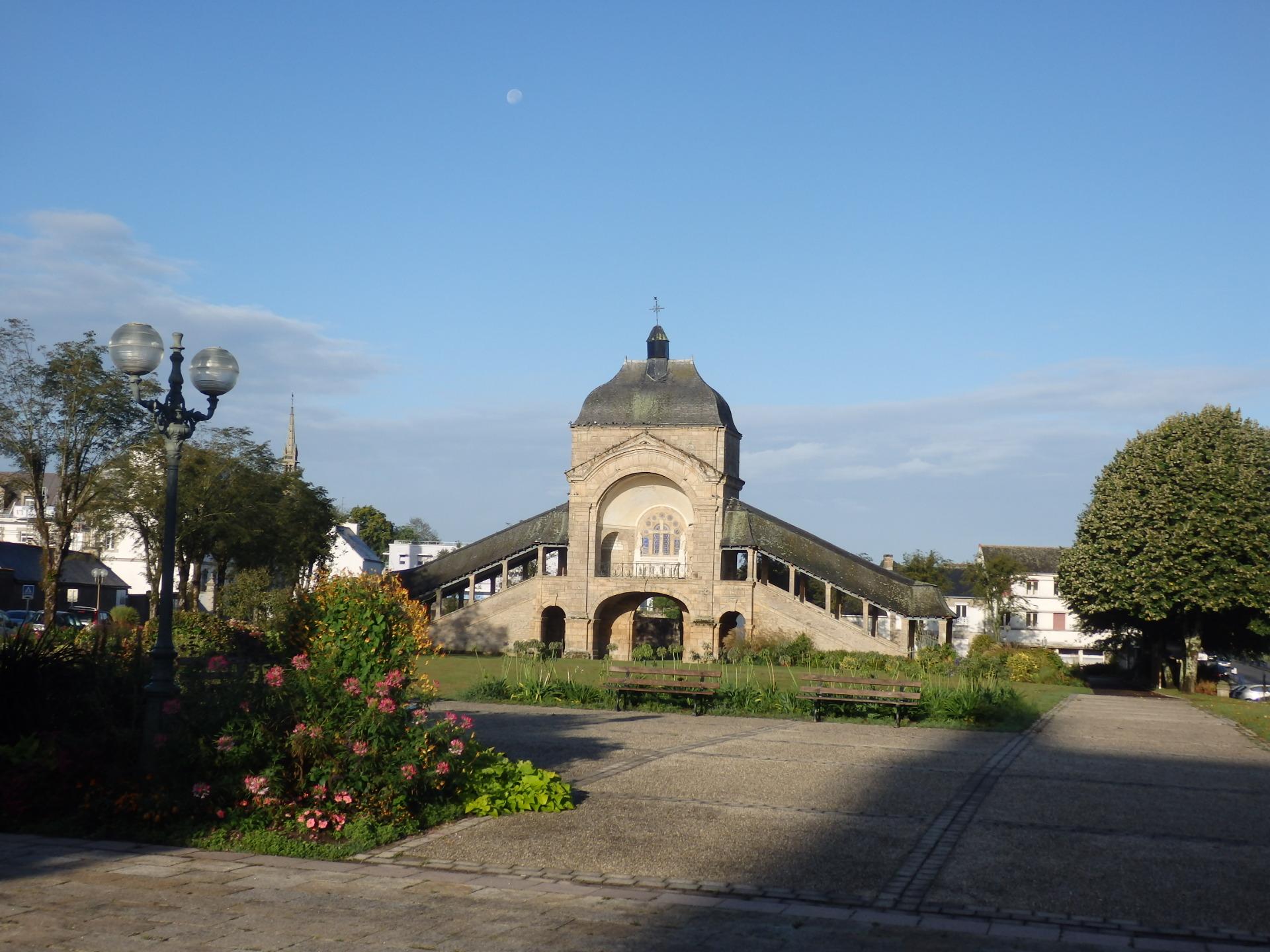 Basilique Sainte Anne D'Auray