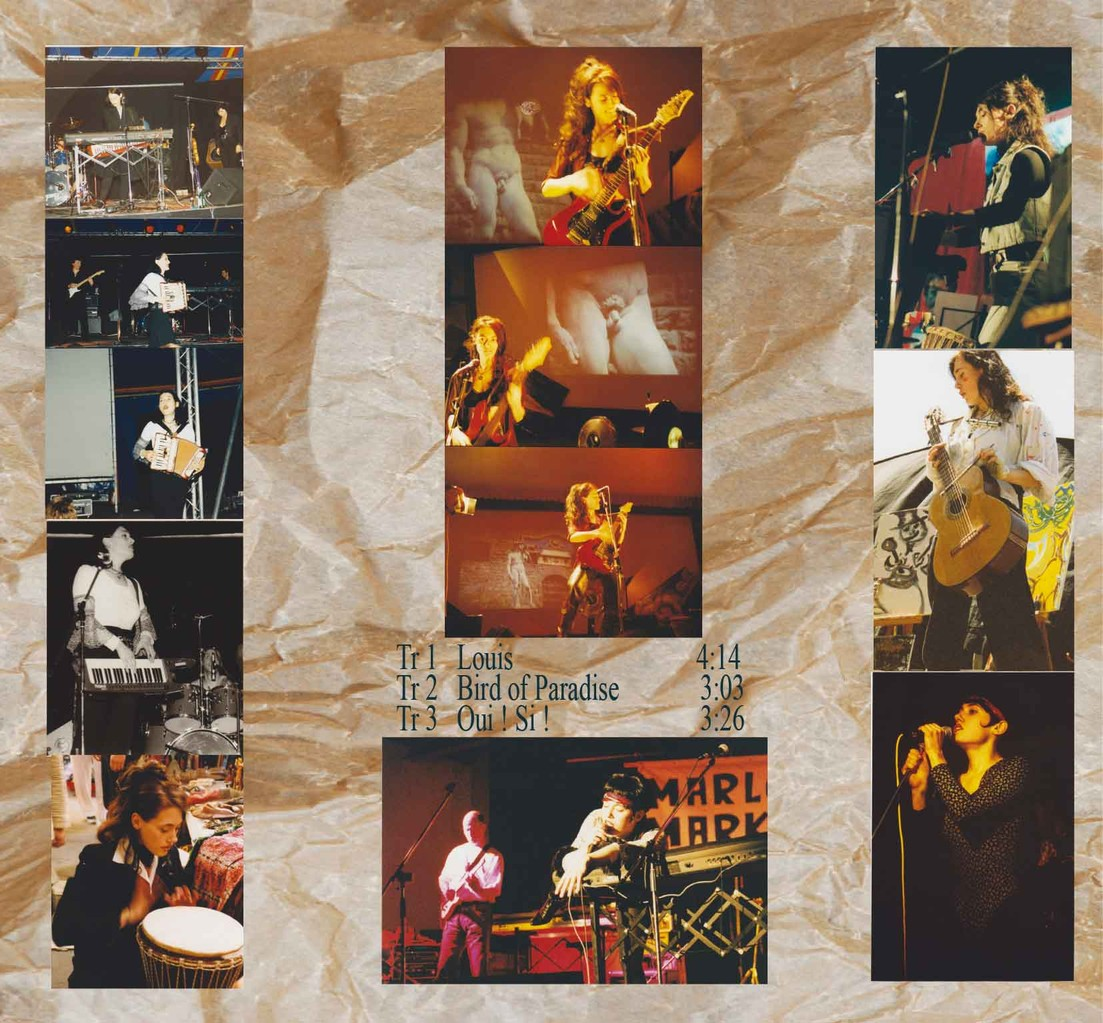 MARLOW MARKAR Band der Künstlerin Marlene Schnabel-Marquardt CHANSON POP DELUX im RETRO VINTAGE SOUND