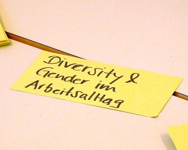 Diversity und Gender im Arbeitsalltag