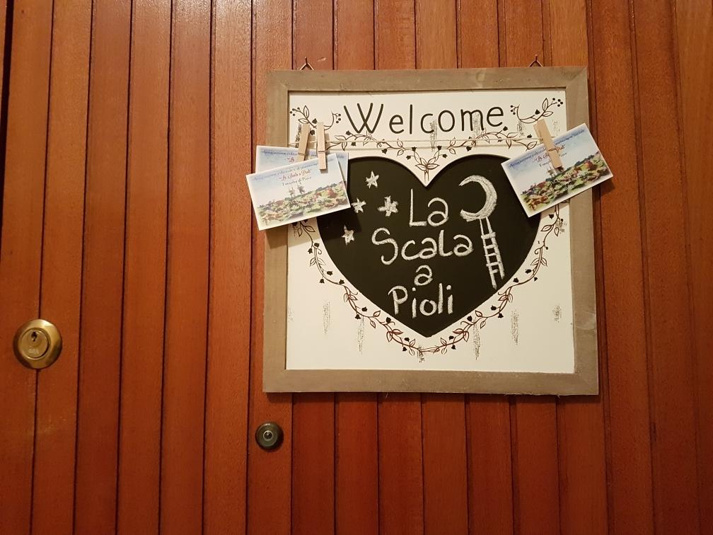 Porta d'accesso al centro studi