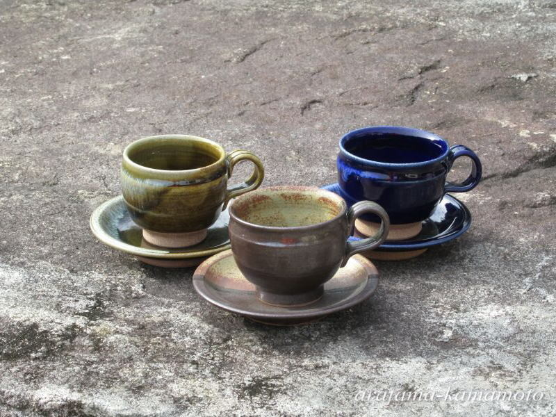 コーヒーカップ一客2000円より