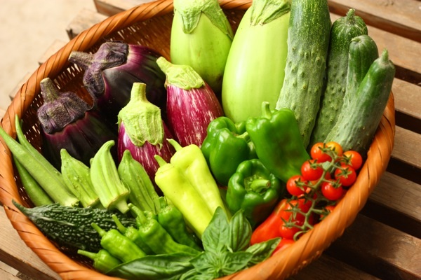 体調に合わせて野菜を摂ろう!