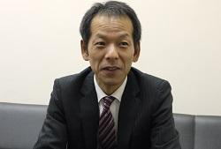 株式会社学情 学校企画部 マネージャー 東 修三さん