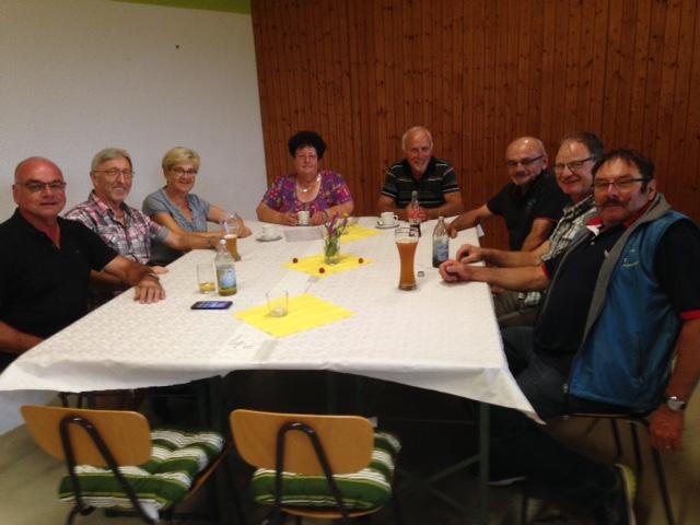 Baden und Württemberg an einem Tisch