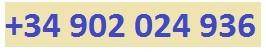 +34 902 024 936