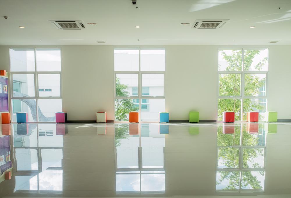 Kunstharzbodenbeschichtung Wohnbereich