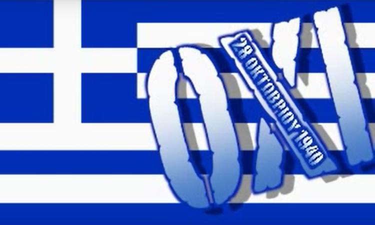 Il giorno del NO - Το ΟΧΙ των Ελλήνων