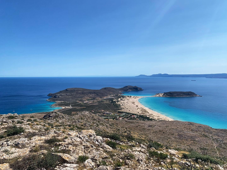 Elafonissos: Percorsi da escursionismo-trekking