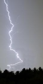 FI Schalter, Blitzeinschlag, Überspannungsschaden, Überspannungsschutz,