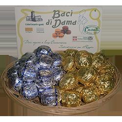 Baci di Dama: ingredienti di alta qualità