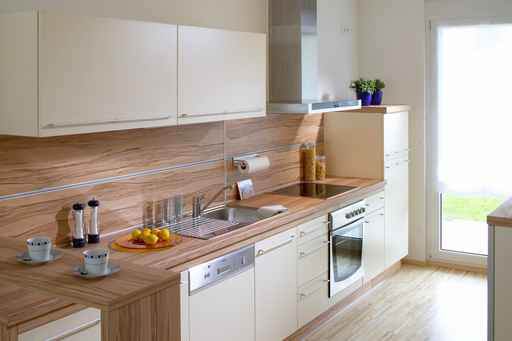 in Küchen ebenso perfekt integriert