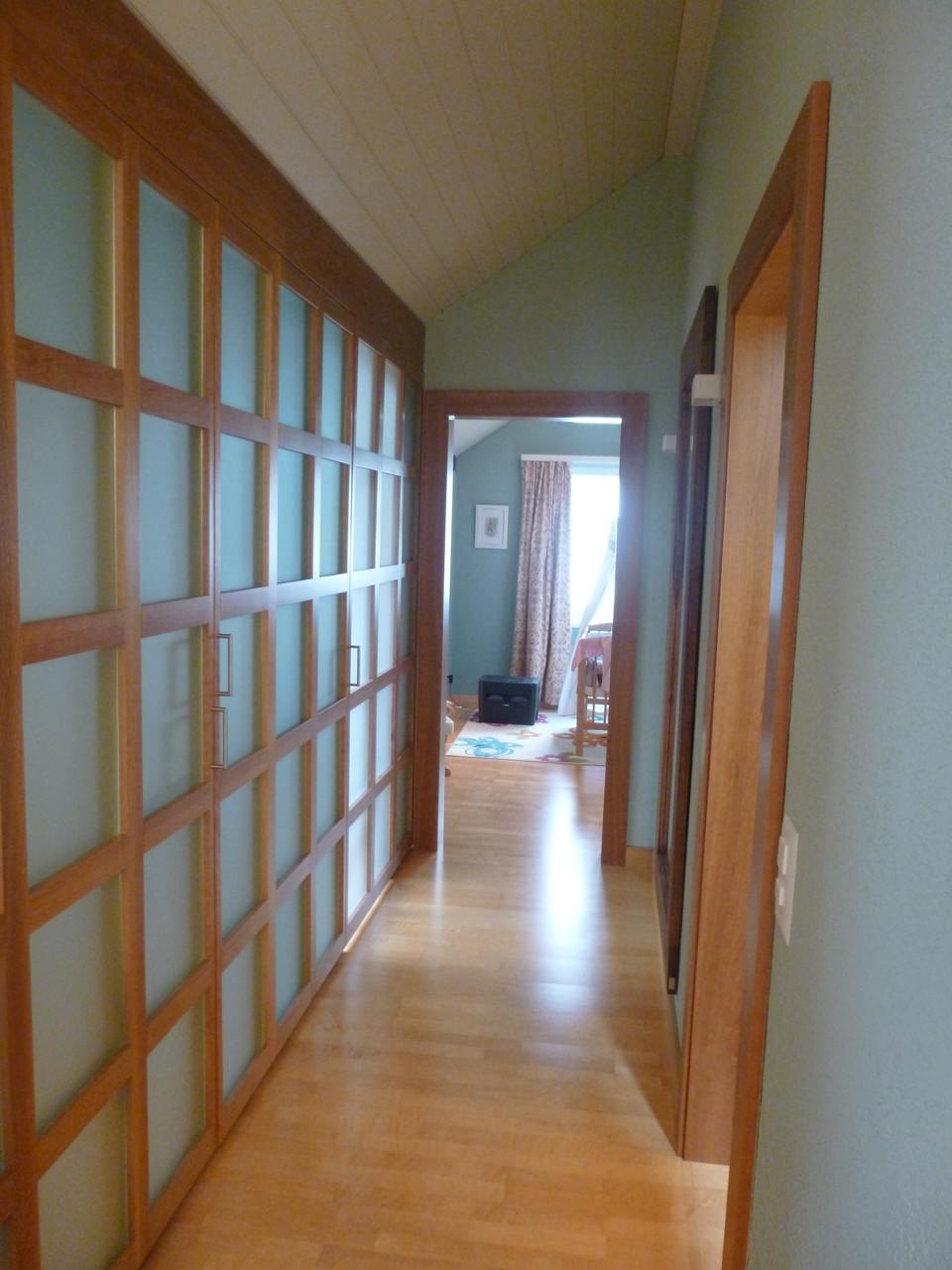 Neugestaltung wohnzimmer schlafzimmer vorher nachher for Innenarchitektur vorher nachher