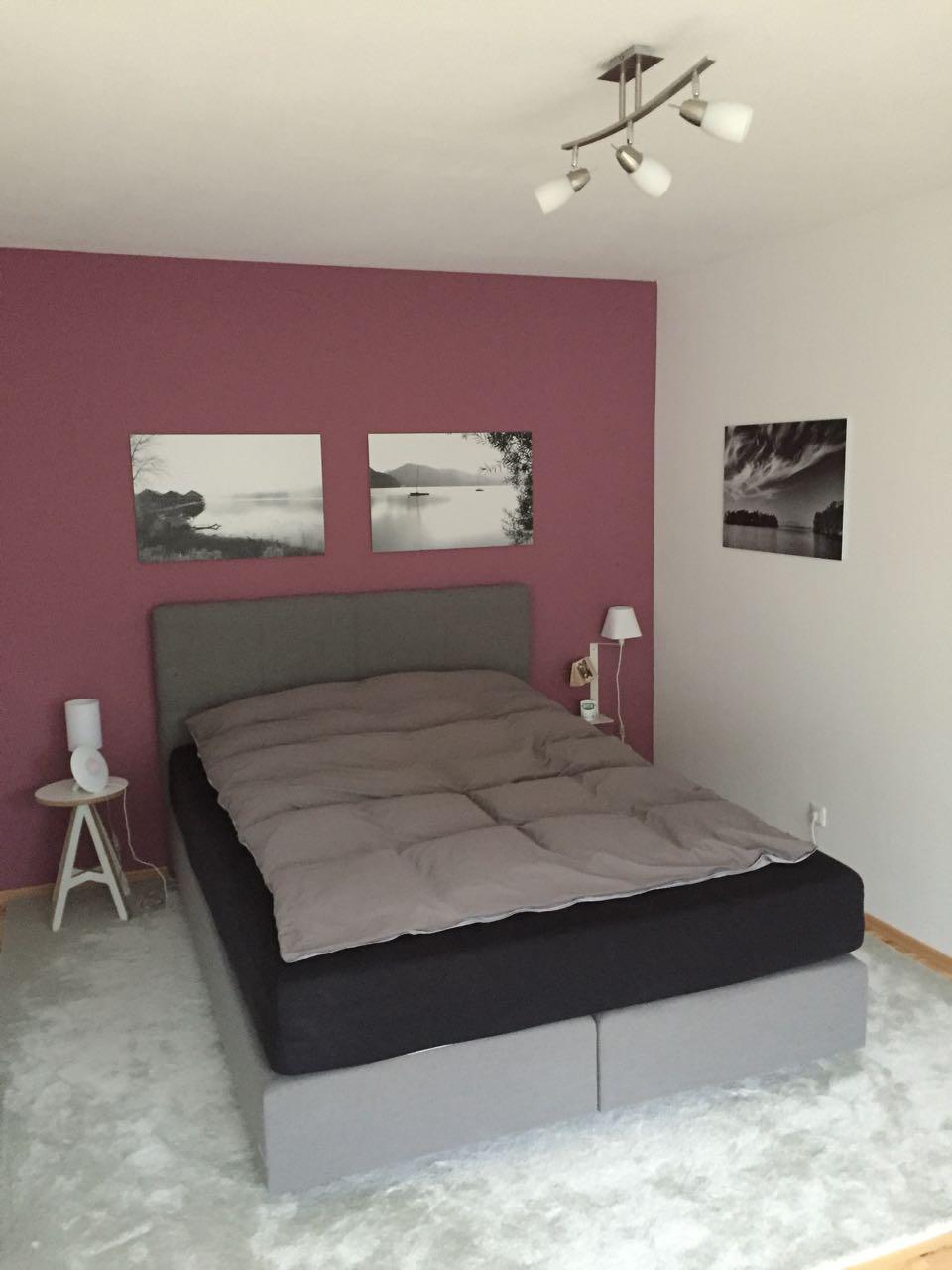 Schlafzimmer Vorher Nachher | Neugestaltung Wohnzimmer Schlafzimmer Vorher Nachher