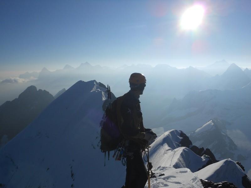 Ein Klassiker im Berner Oberland: die Blüemlisalp-Überschreitung