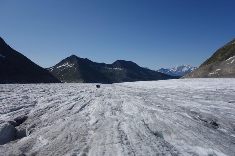 Aletschgletscherwanderung