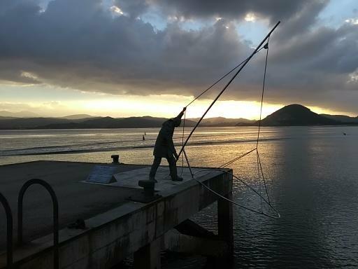 pescadores del mar cantabrico