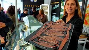 Prueba la autentica anchoa del cantabrico